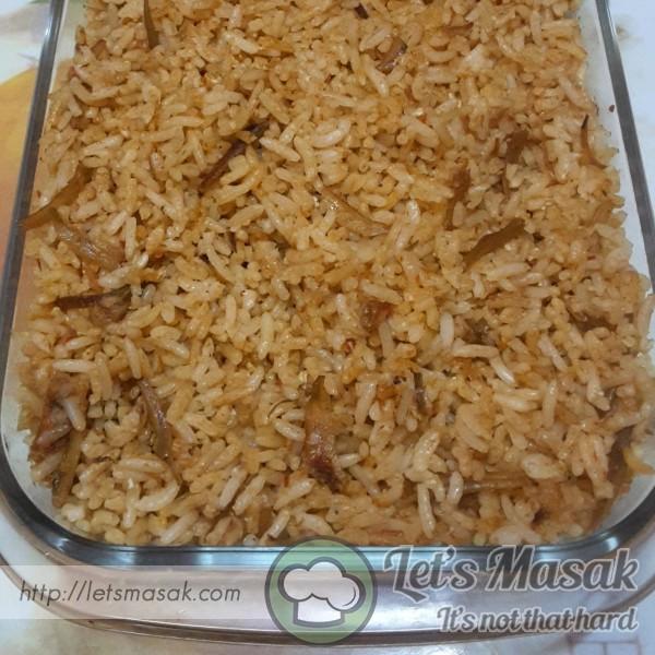 Nasi Goreng Belacan