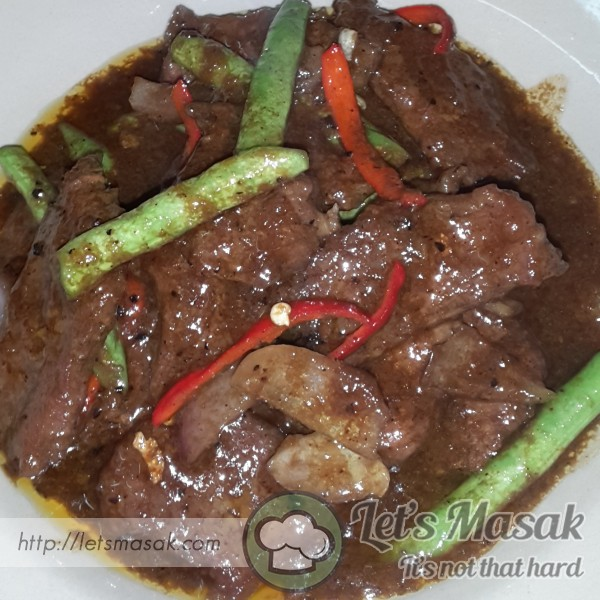 Daging Blackpepper