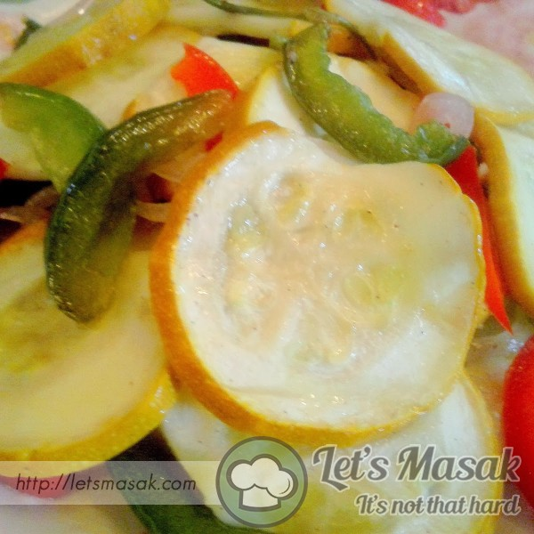 how to cook yellow zucchini