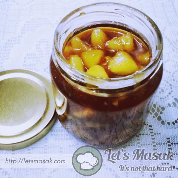 Apple Caramel Sauce