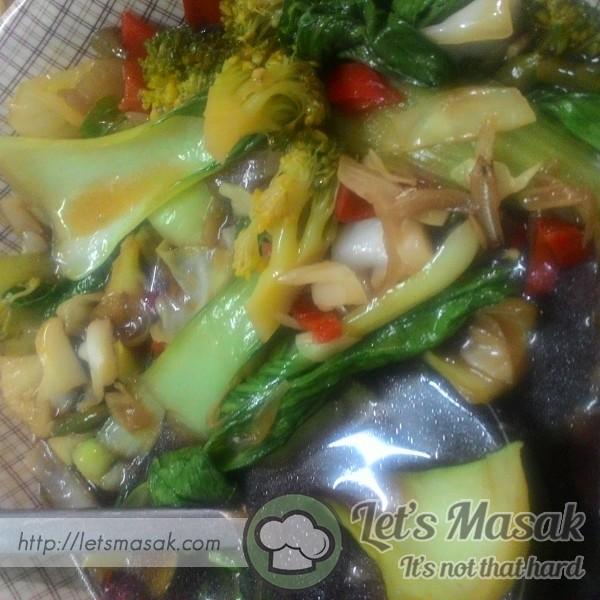 Bak Choy Ala Chinese Cuisine