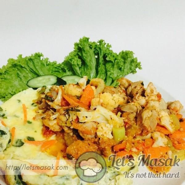 Telur Paprik