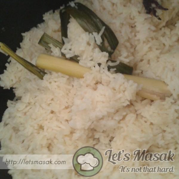 Nasi Minyak Utara
