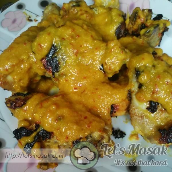 Ayam Percik Ala Kelantan