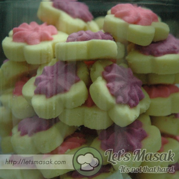 Biskut Daisy