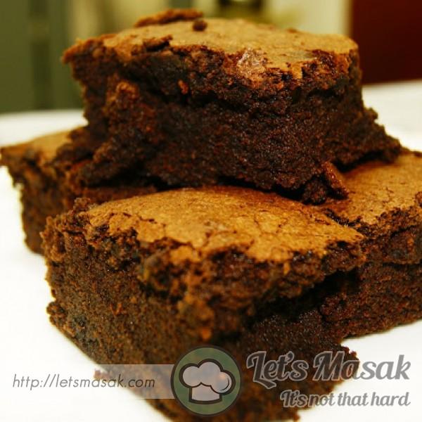 Choowy Goowey Brownies