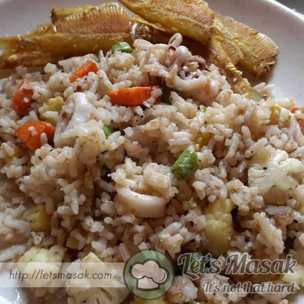Nasi Goreng Campak