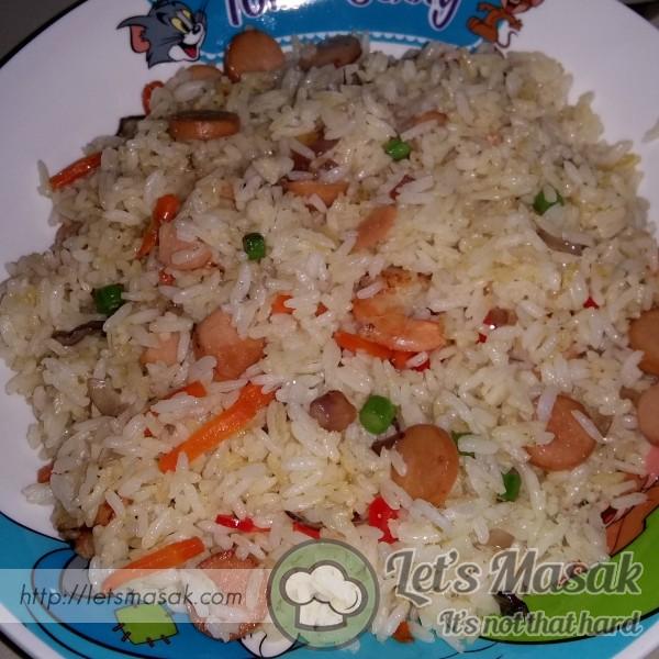 Nasi Goreng Planta