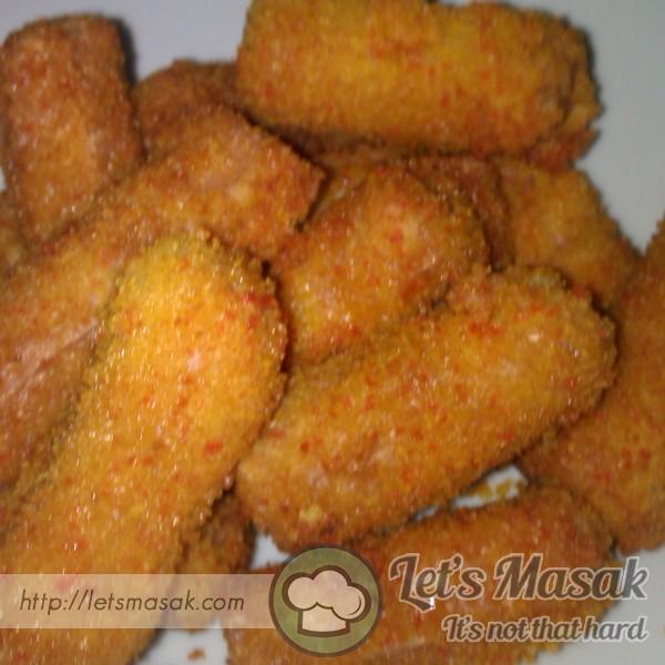 Roti Gulung Bersosej