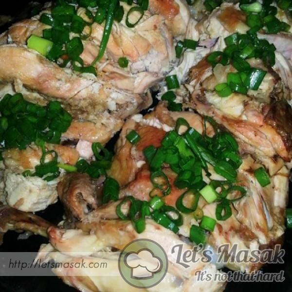 Ayam Hainan Bakar