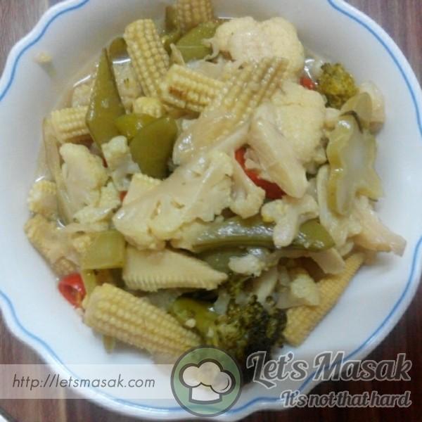 Sayur Campur