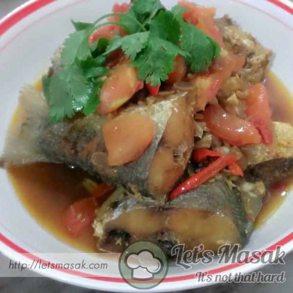 Ikan Senangin Tauco