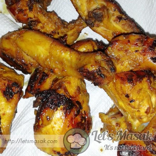 Ayam Bakar Best!