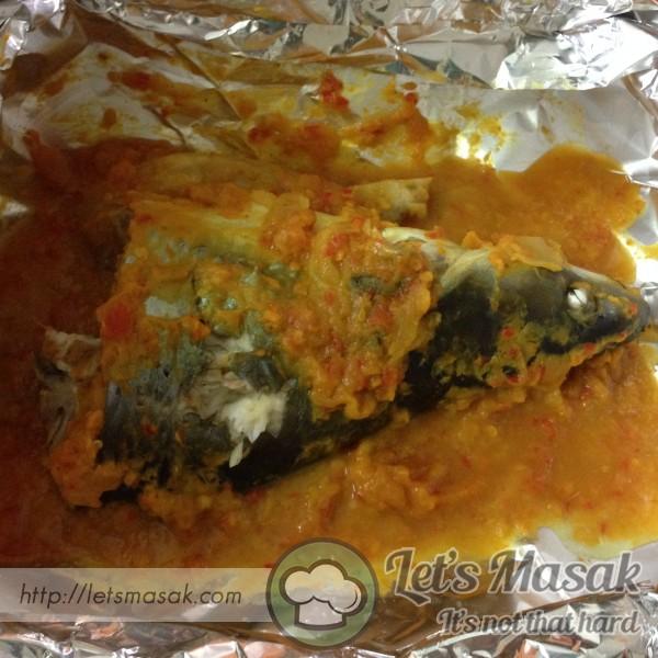 Ikan Patin Stim Tempoyak