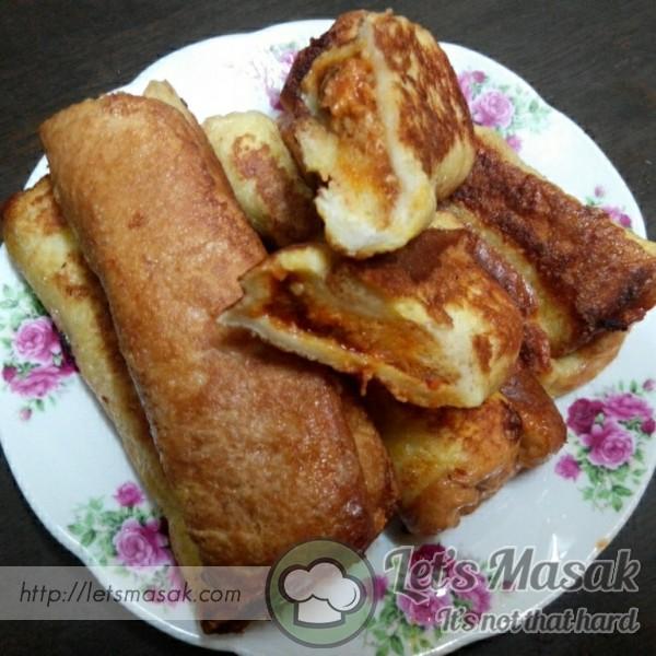 Roti Gulung Sardin