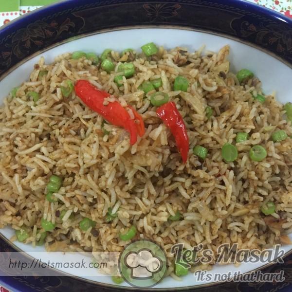 Nasi Goreng Sardin