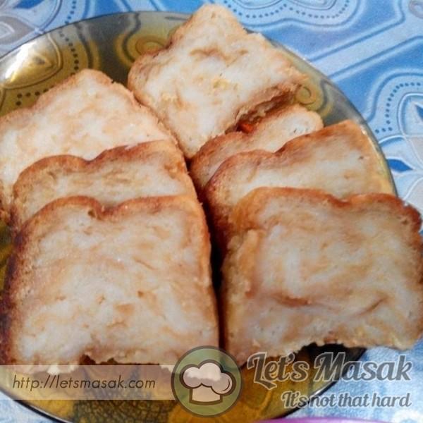 Bengkang Roti
