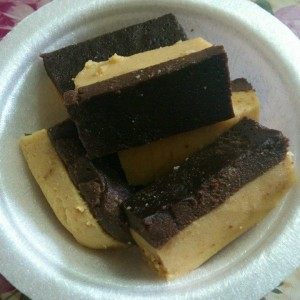 Crackers Breads Pudding