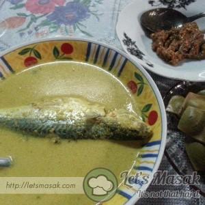 Masak Lemak Ikan