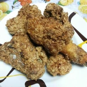 Ayam Goreng Quaker Oat