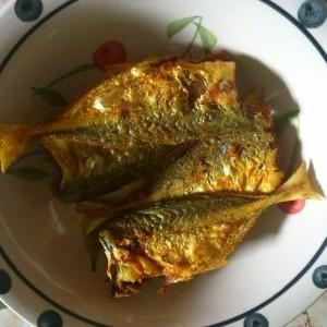 Ikan Goreng Rangup
