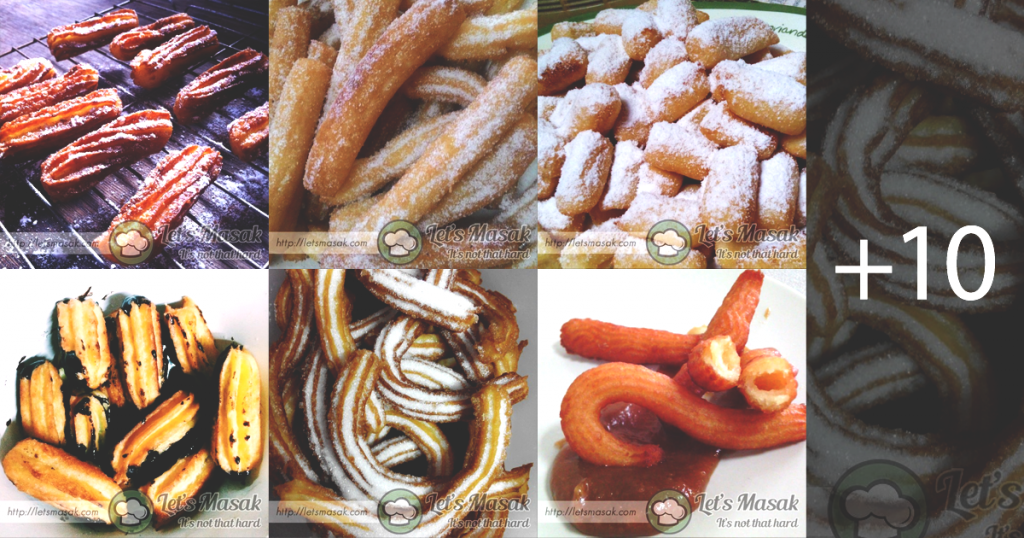 article 12 Churros