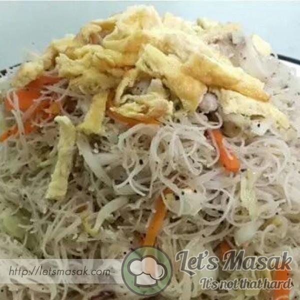 Resepi Bihun Goreng Tomyam Azie Kitchen Agustus Zx