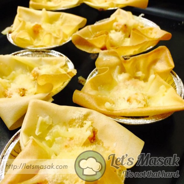 Popia Seafood Cheese